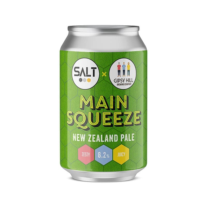Main Squeeze NZPA by Salt Beer Factory