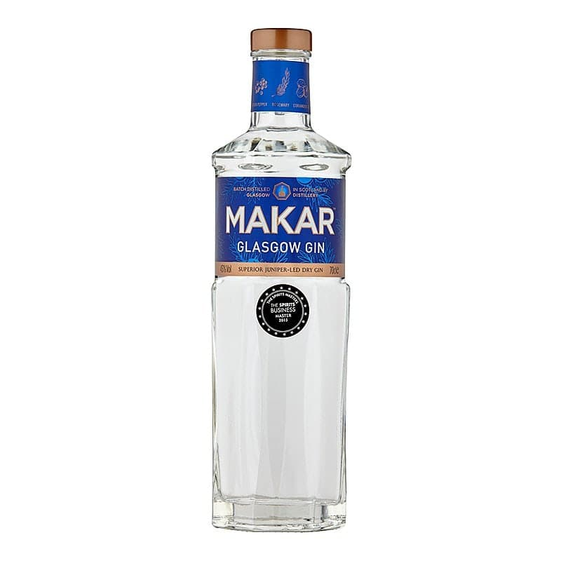 Makar Glasgow Gin by The Glasgow Distillery Co.