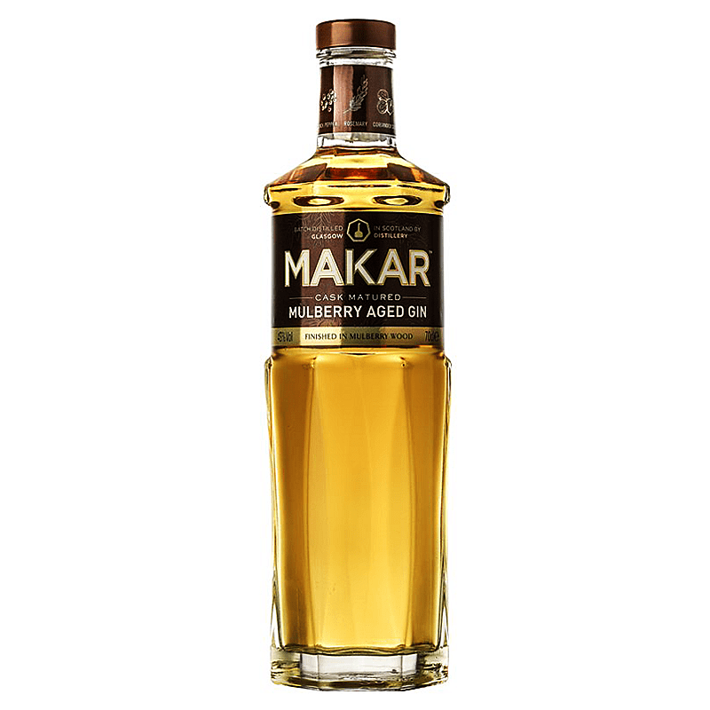 Makar Mulberry Gin by The Glasgow Distillery Co.