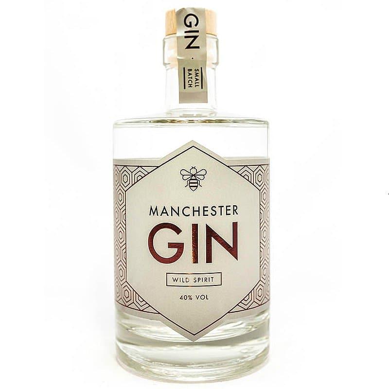 Wild Spirit by Manchester Gin