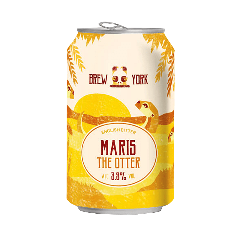 Maris the Otter by Brew York