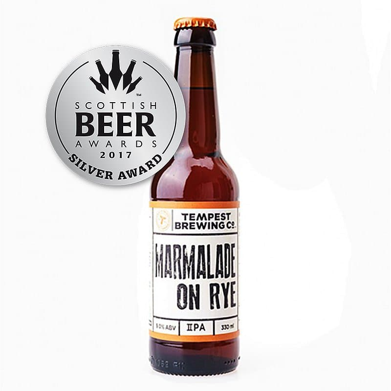 Marmalade on Rye by Tempest Brewery