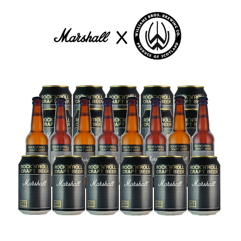 Mixed 24 Case by Marshall X Williams Brothers