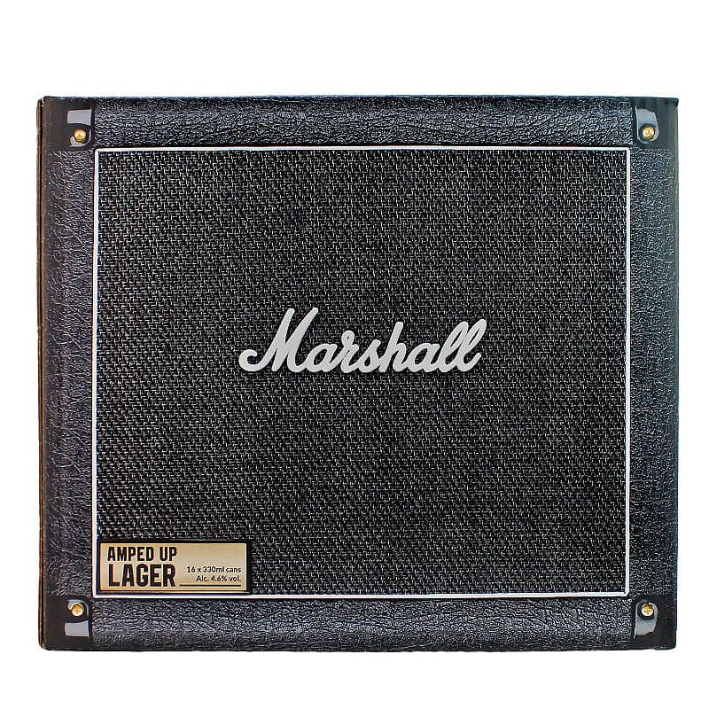 Rock 'N' Roll 16 Can Case by Marshall X Williams Brothers