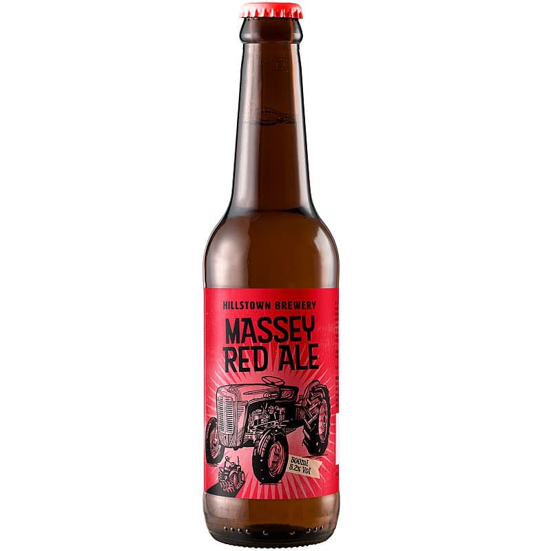 Hillstown Brewery Massey Red by Hillstown