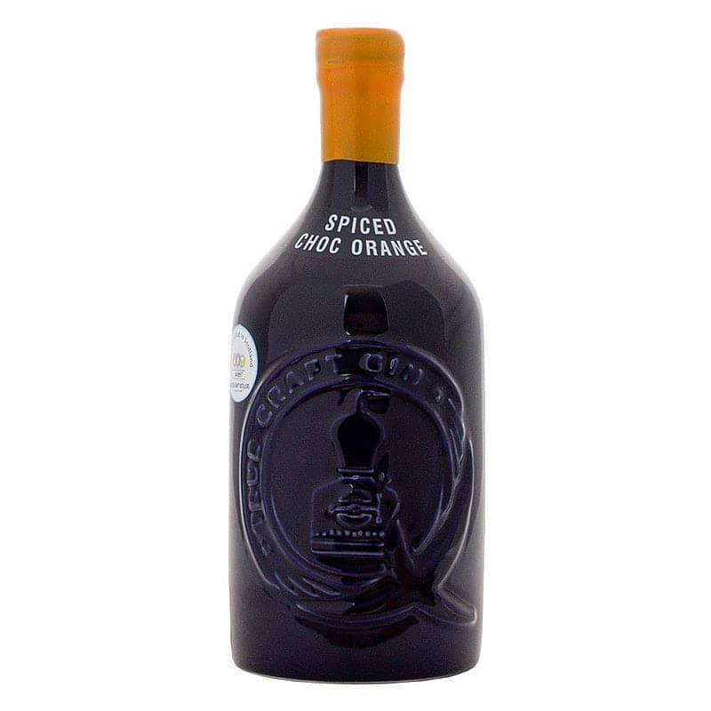 McQueen Spiced Chocolate Orange Gin by McQueen Gin