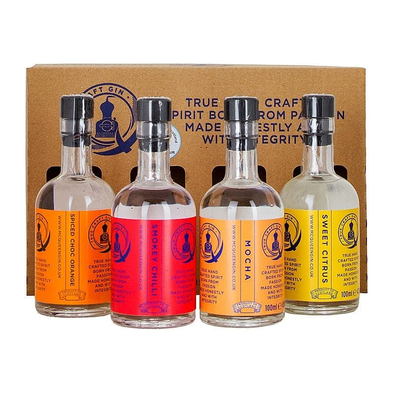 McQueen Gin Gift Pack by McQueen Gin