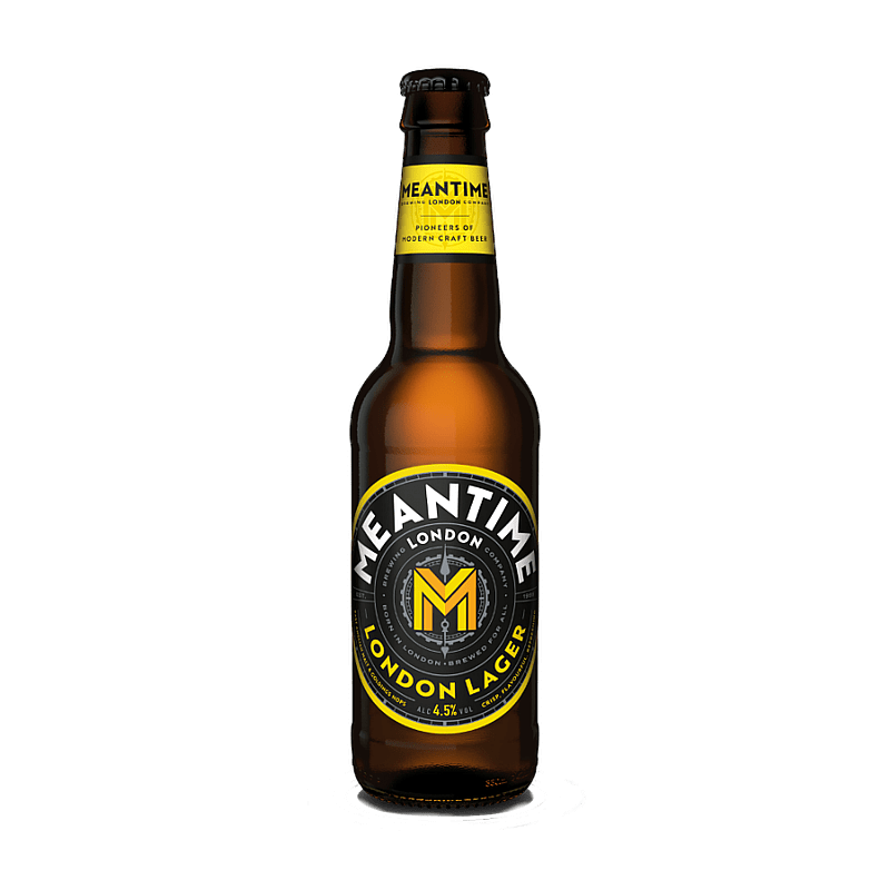 London Lager by Meantime Brewing