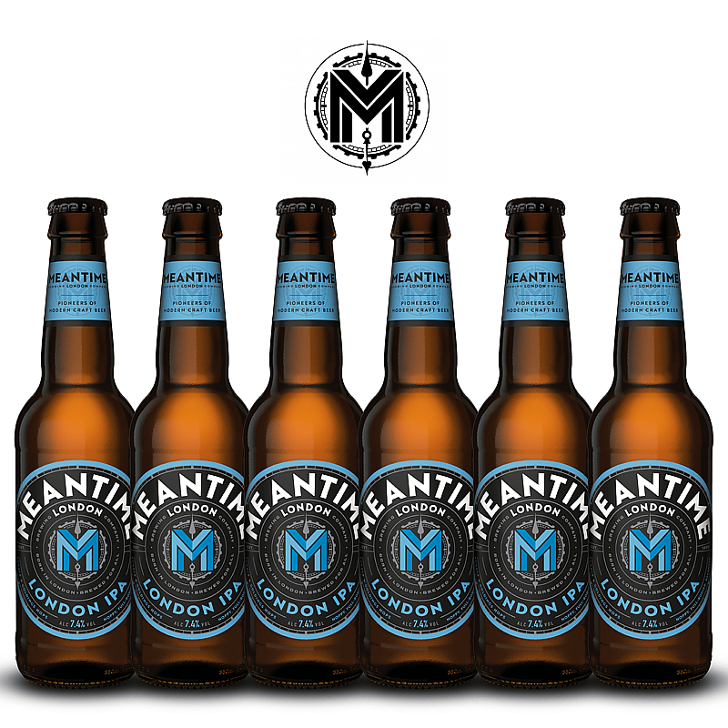 London IPA 6 Case by Meantime Brewing