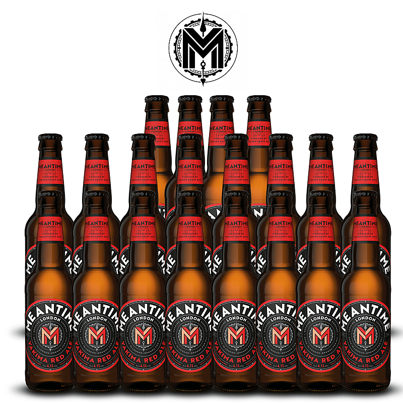 Yakima Red 20 Case by Meantime Brewing