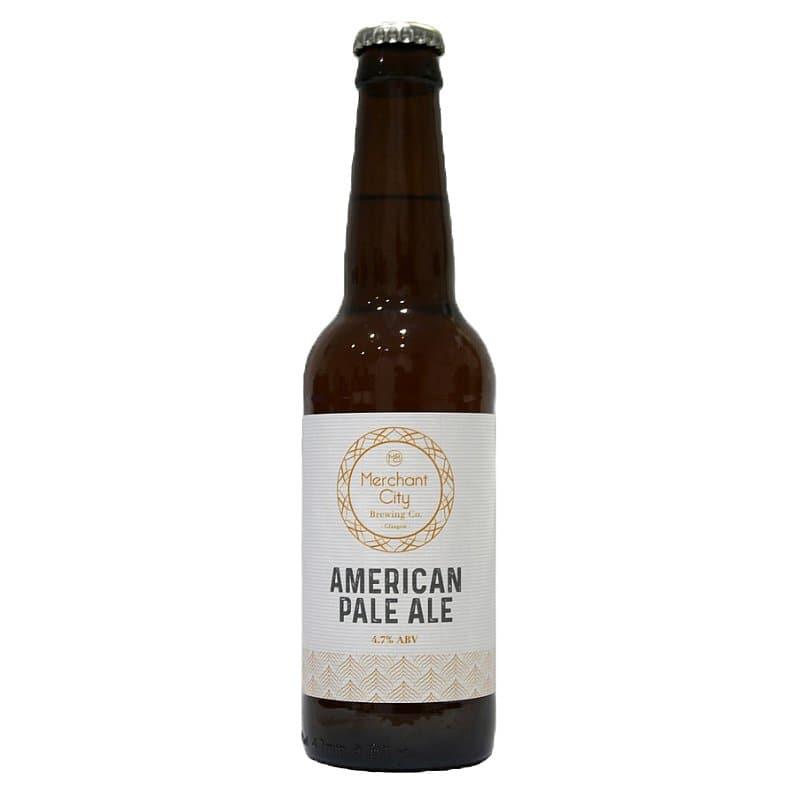 Merchant City American Pale Ale by Merchant City Brewing