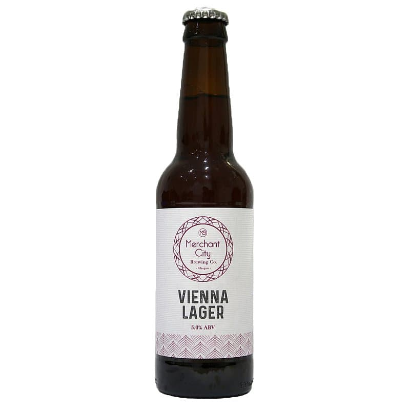 Merchant City Vienna Lager by Merchant City Brewing