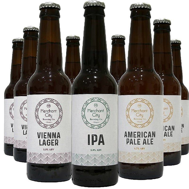 Mixed 9 Case by Merchant City Brewing