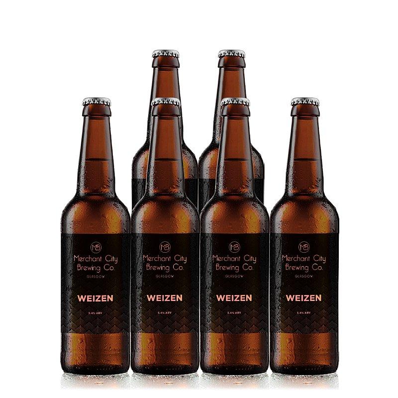 Weizen 6 Case by Merchant City Brewing
