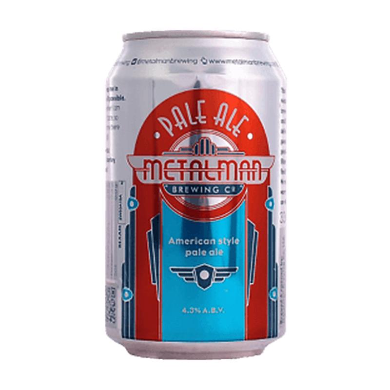 Pale Ale by Metalman Brewing Co