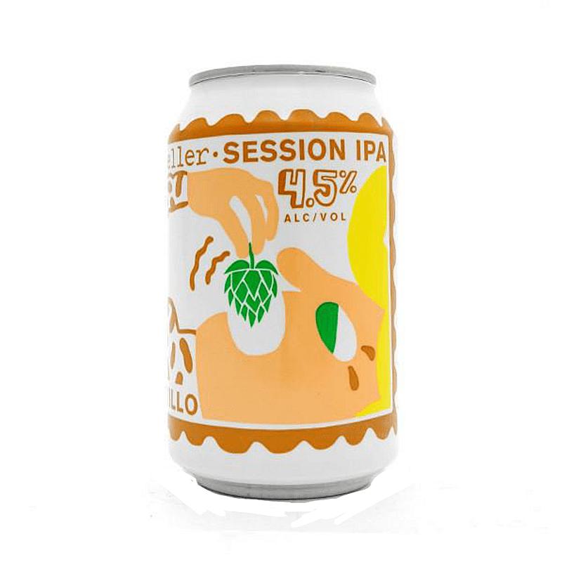 Single Hop Session IPA Amarillo by Mikkeller