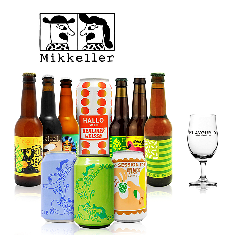 The Mikkeller Collection by Mikkeller