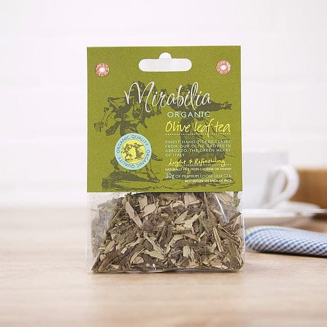 Olive Leaf Tea by Olive Leaf Tea