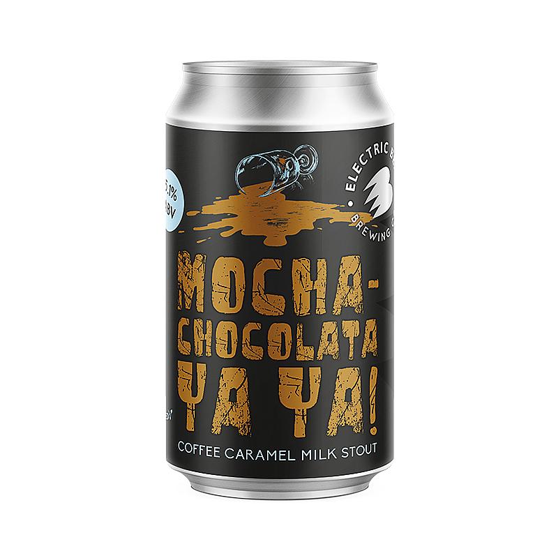 Mochachocolata Ya Ya by Electric Bear Brewing Co.