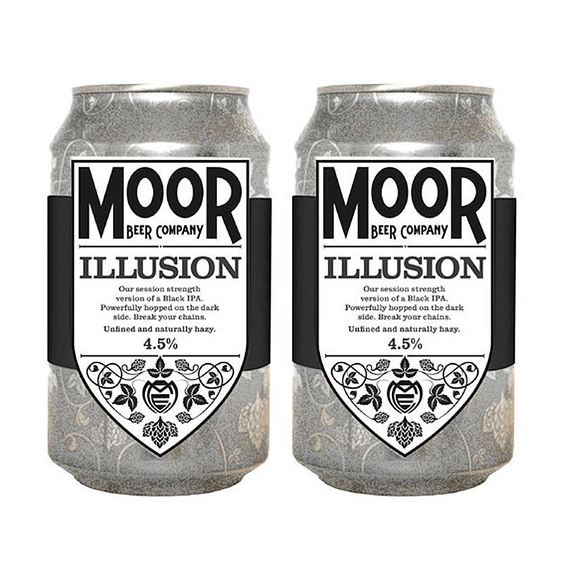 Moor Beer Illusion - Twin Pack by Moor Beer