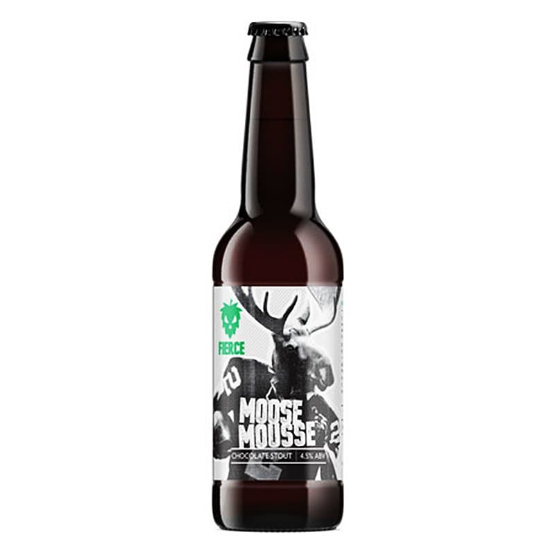 Moose Mousse by Fierce Beer