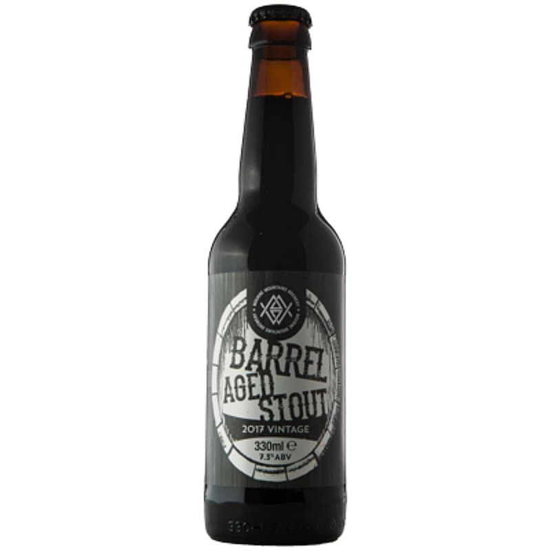 Mourne Mountains Barrel Aged Stout by Mourne Mountains
