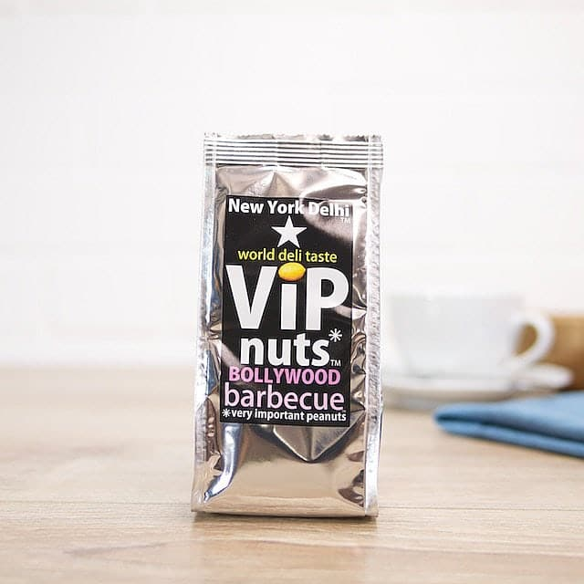 Bollywood Barbecue VIP Nuts by New York Delhi
