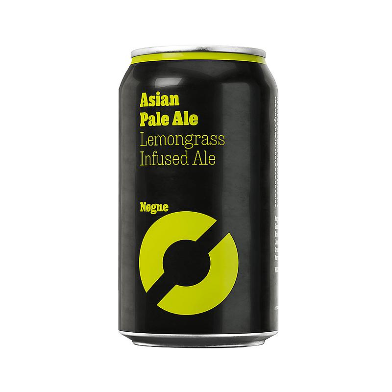 Asian Pale Ale by Nøgne Ø