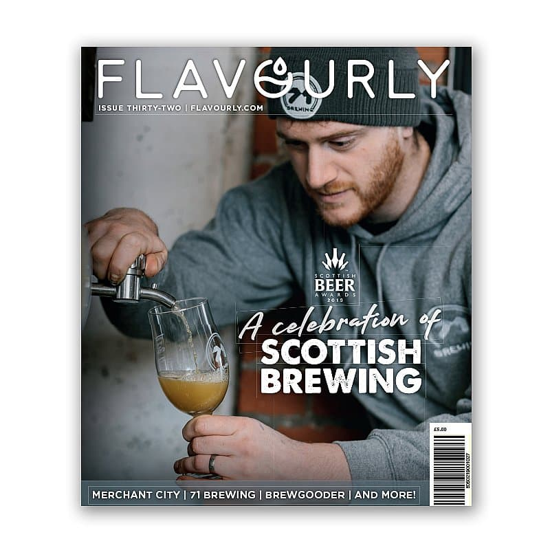 October 2019 Issue by Flavourly