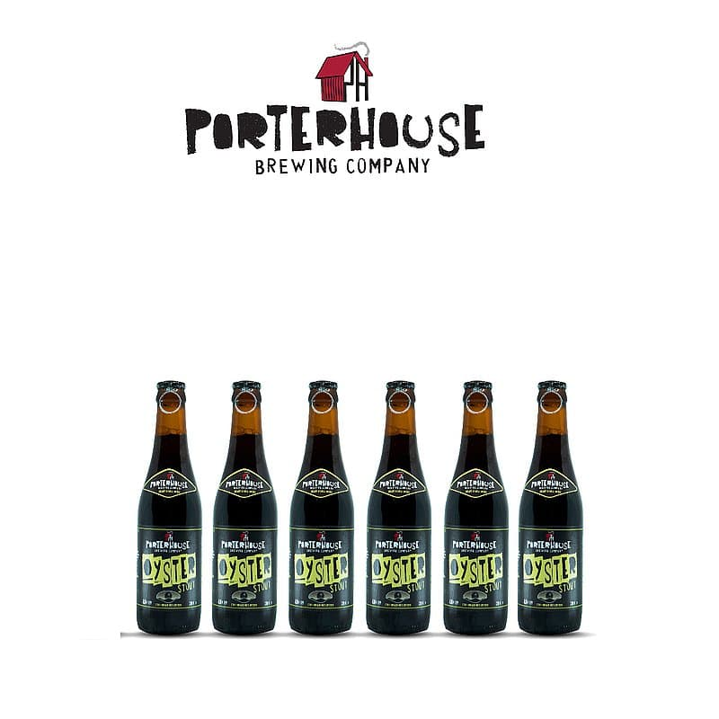 Oyster Stout 6 Case by Porterhouse Brewing Co.
