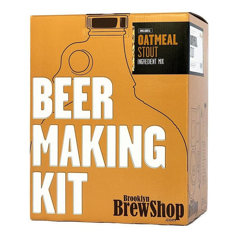 Brooklyn Brew Oatmeal Stout