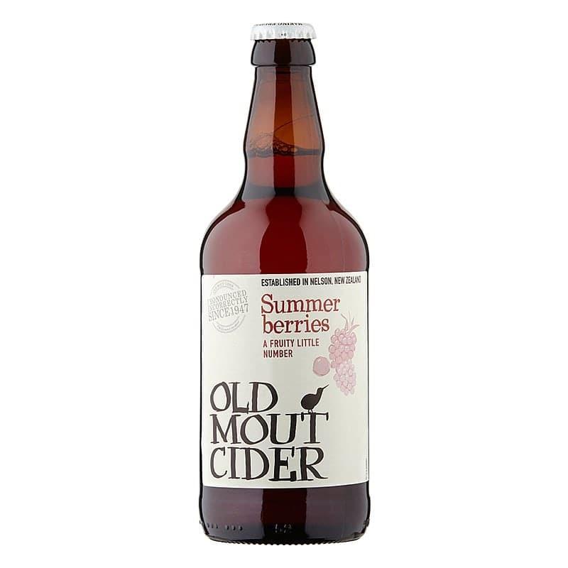Old Mout Summer Berries Cider