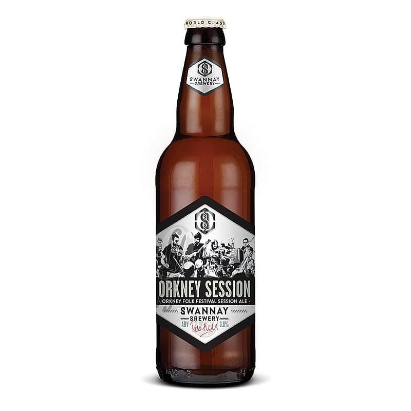 Swannay Orkney Session by Swannay Brewery