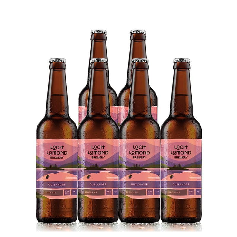 Outlander 6 Case by Loch Lomond Brewery