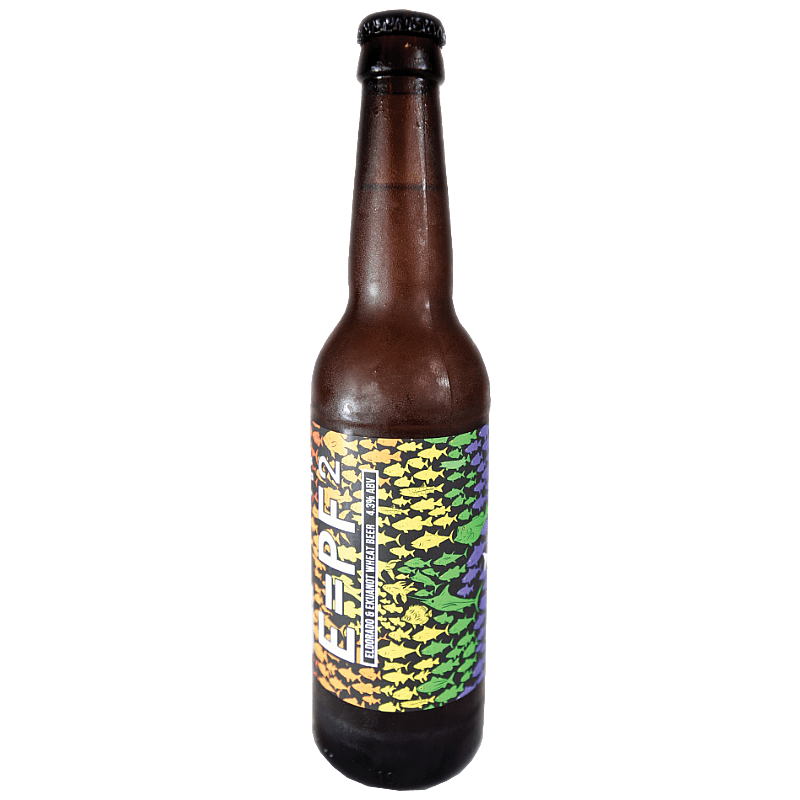 E=PF2 by Mordue Brewery