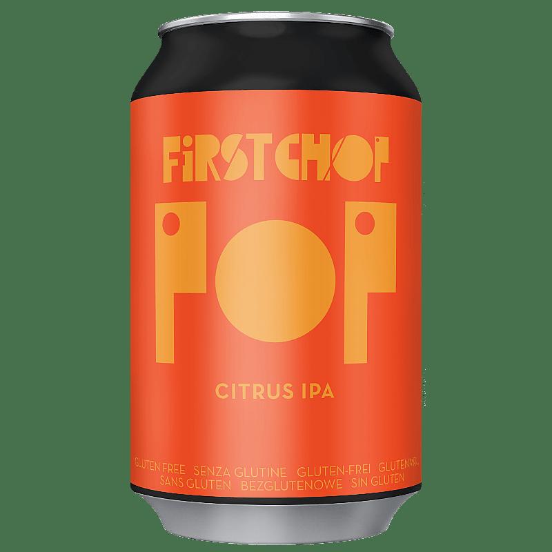 POP by First Chop Brewing Arm