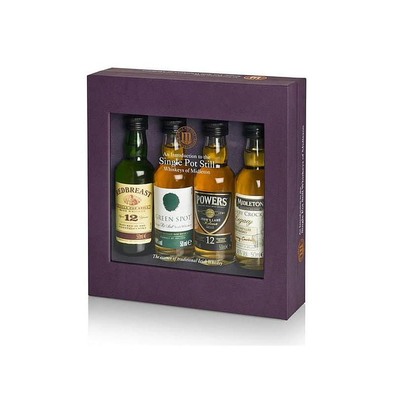 Single Pot Whisky Gift Pack