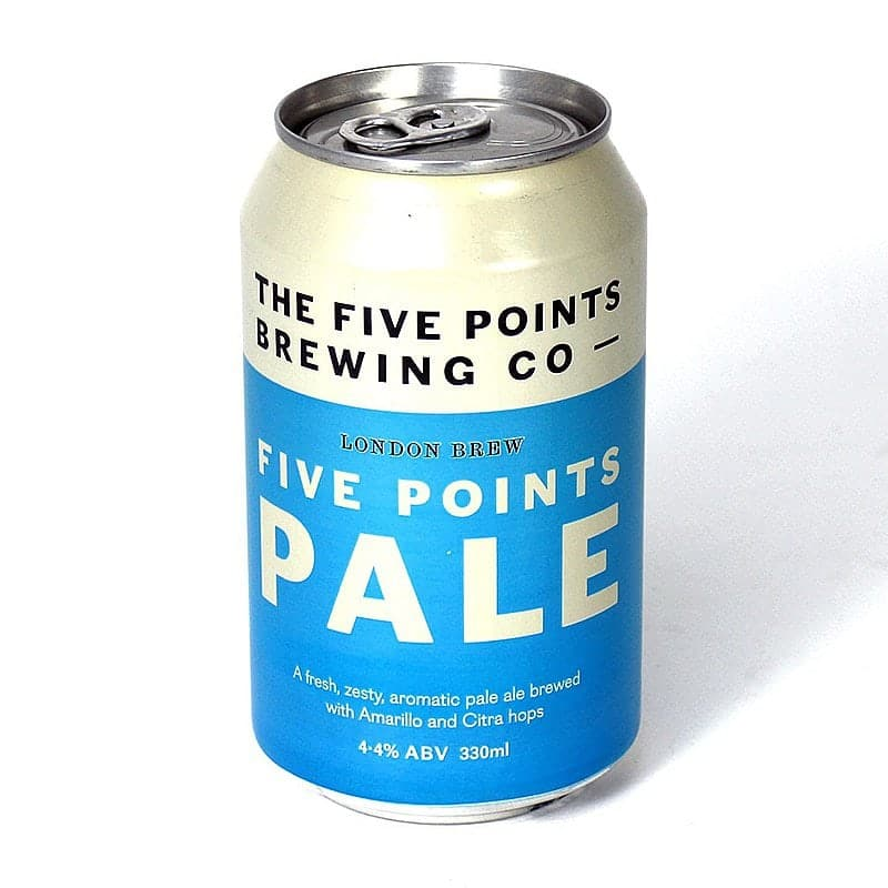 Point Pale Ale by Point Brewery