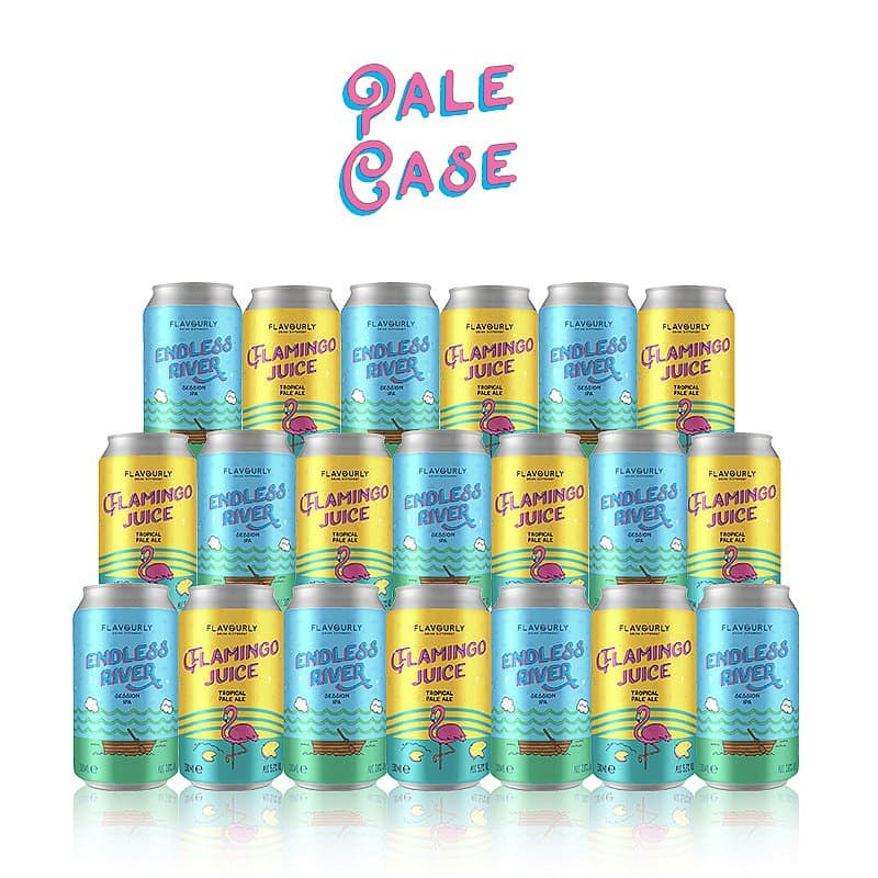 Crowdsourced Pale 20 Case by Flavourly