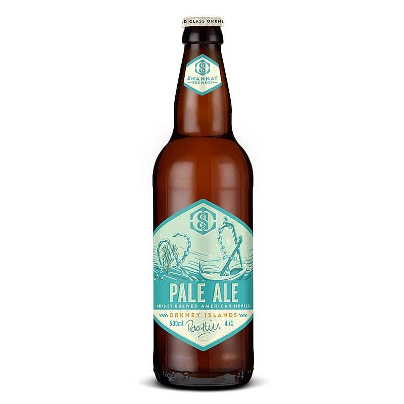 Swannay Pale Ale by Swannay Brewery