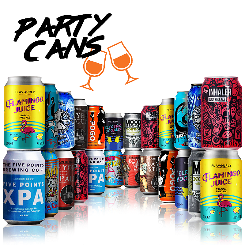 The Party Can Collection