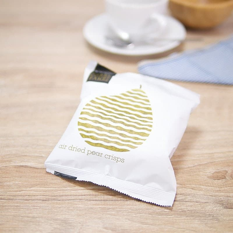 Dried Pear Crisps by Perry Court Farm