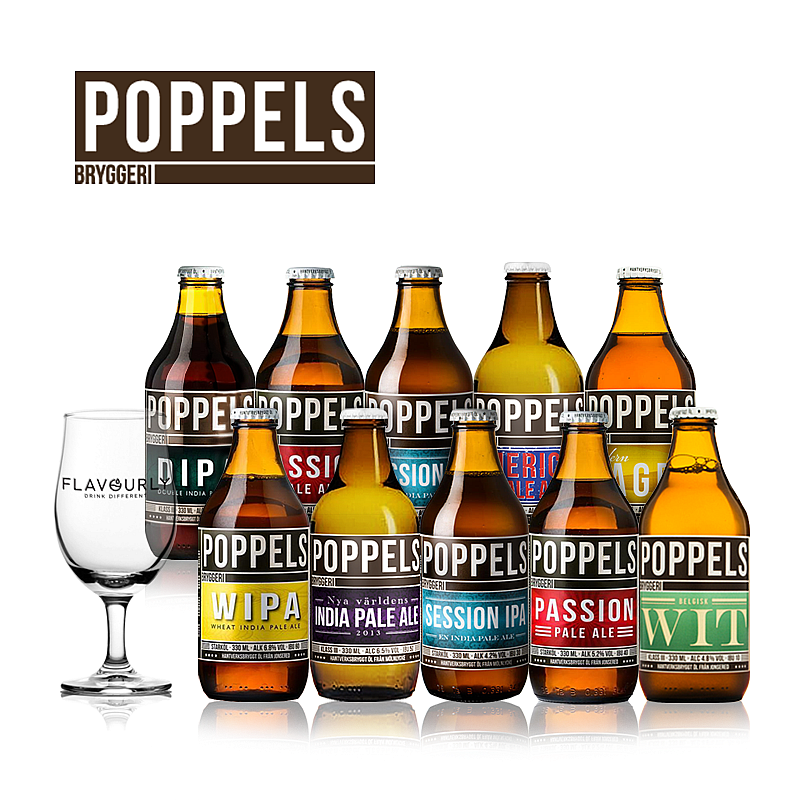 The Poppels Collection by Poppels Bryggeri