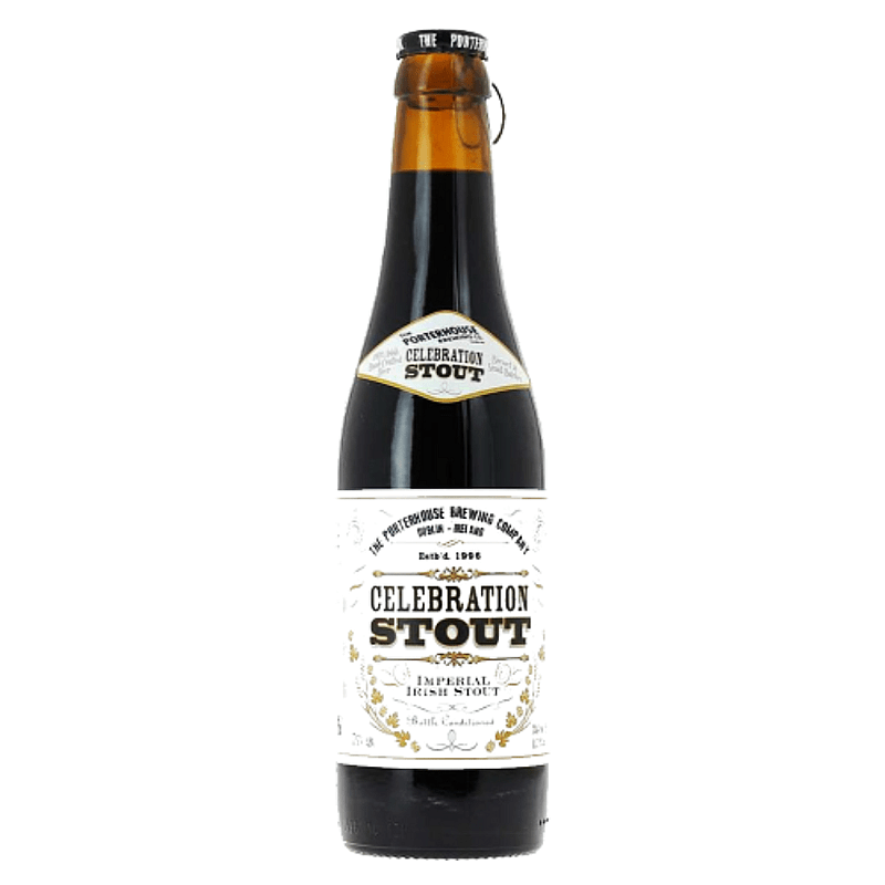 Porterhouse Celebration Stout by Porterhouse Brewing Co.