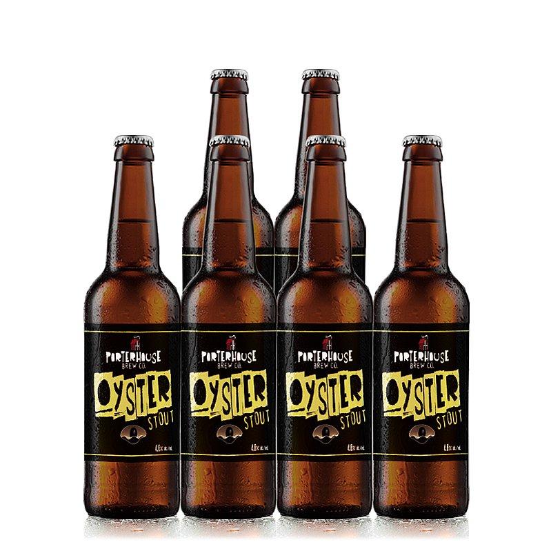 Oyster Stout 6 Case by Porterhouse Brewing Co.