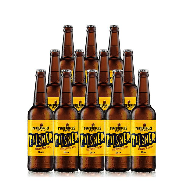 Pilsner 12 Case by Porterhouse Brewing Co.