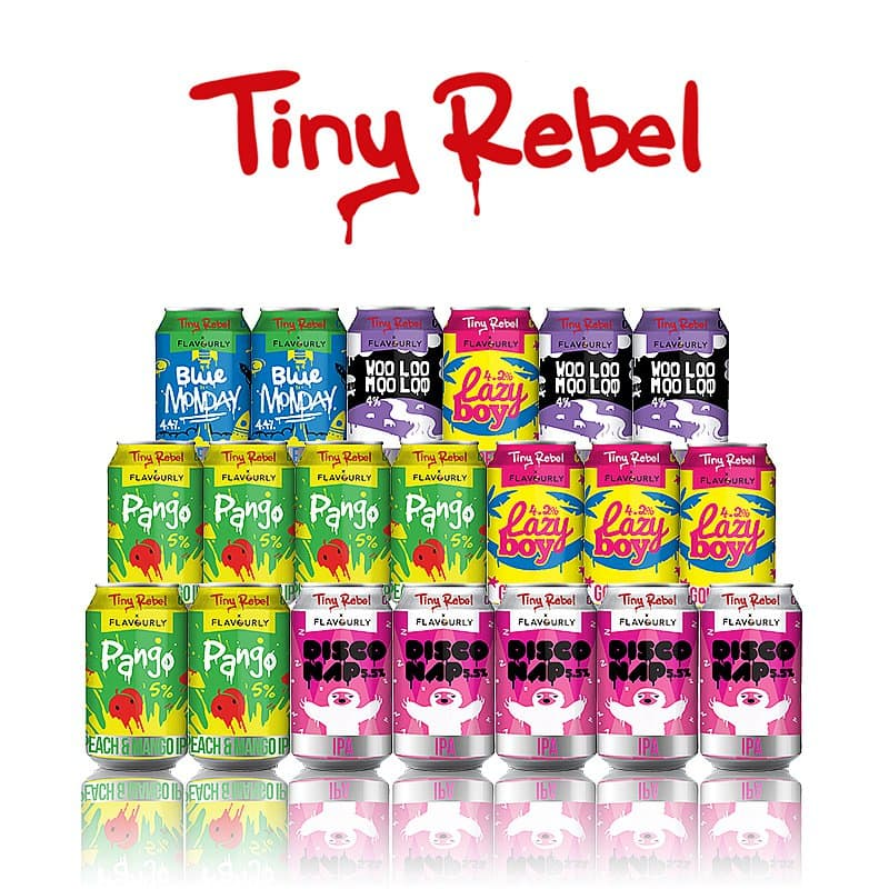 Last Batch Mixed 20-Case by Tiny Rebel