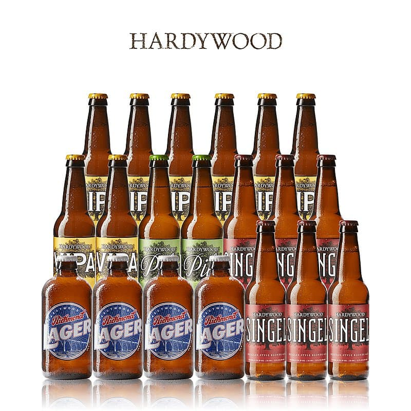 Pre-order: Hardywood Mixed Case by Hardywood Park