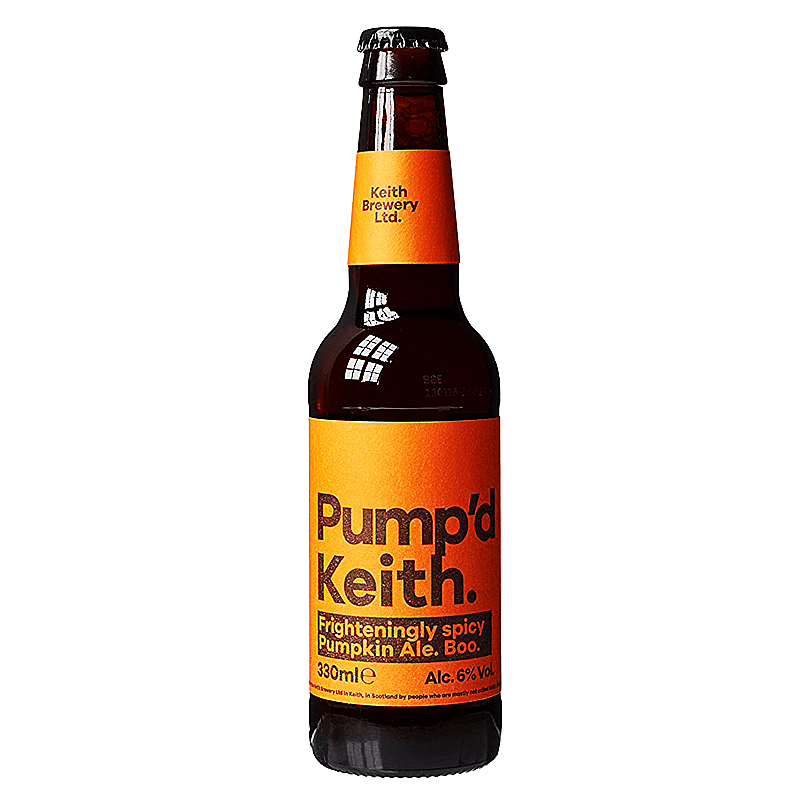 Pump'd Keith by Keith Brewery Ltd