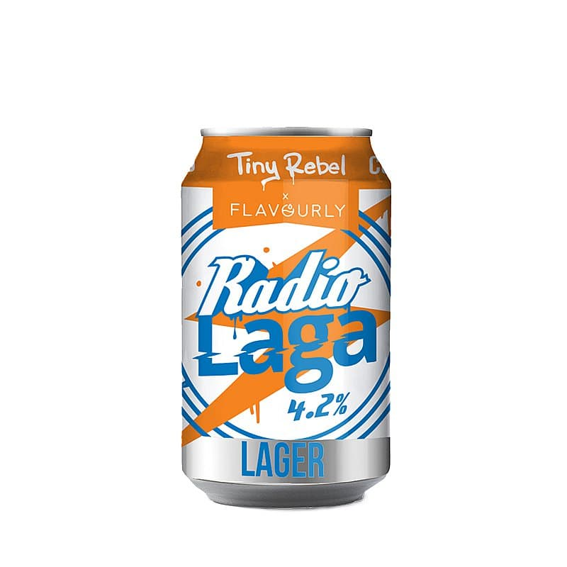 Radio Laga by Tiny Rebel x Flavourly